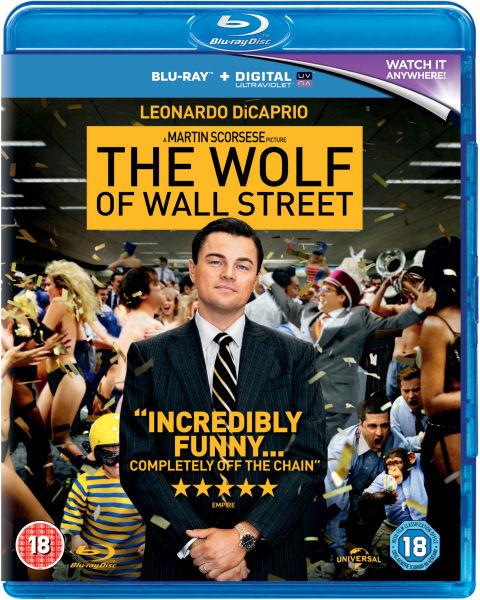 Le Loup de Wall Street (+Ultraviolet)