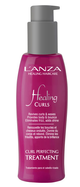Healing Curls Curl Perfecting Treatment de L'Anza (100 ml)