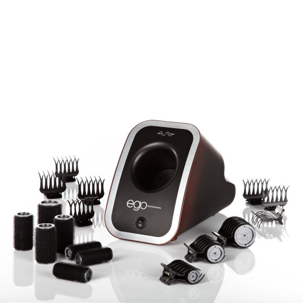 Ego Professional Ego Boost Set (Boost Pod, 10 Rollers and 10 Clips)