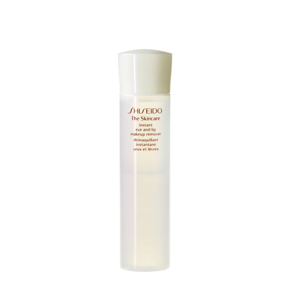 The Skincare Essentials Instant Eye & Lip MakeUp Remover de Shiseido (125ml)