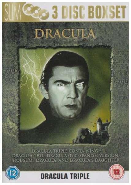 Dracula 1931 House Of Dracula Dracula Dvd Zavvi