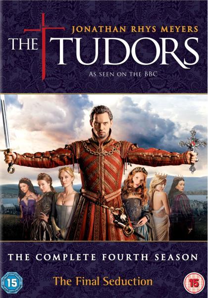 The Tudors Season 4 Dvd Zavvi