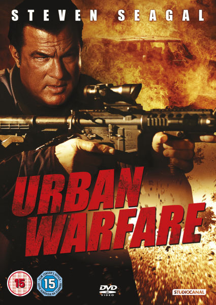 Urban Warfare DVD - Za...