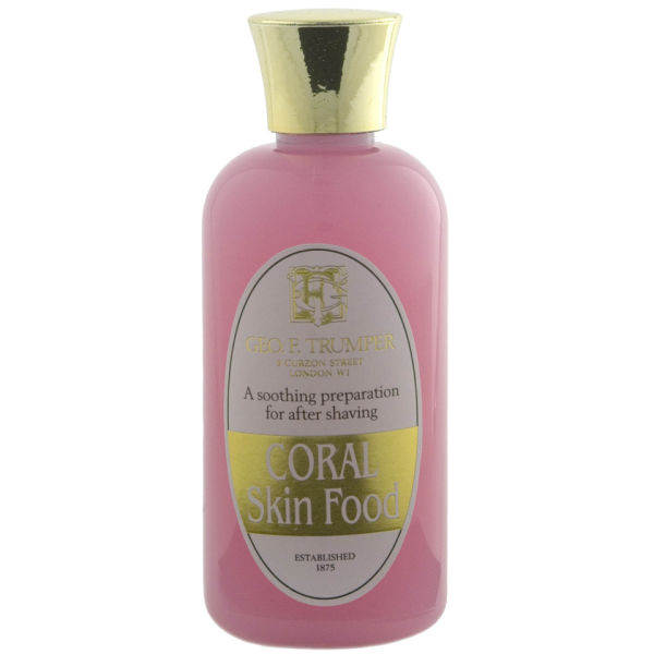 Geo. F. Trumper Travel Coral Skin Food 100ml