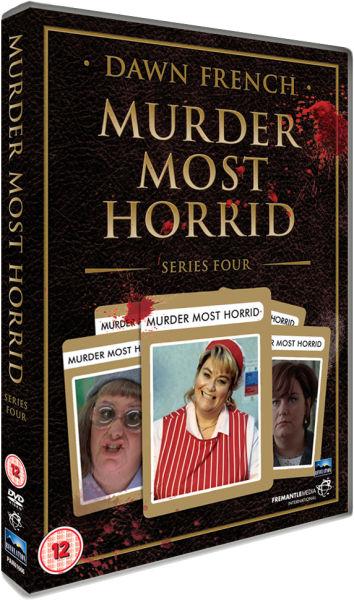 Murder Most Horrid - Series 4