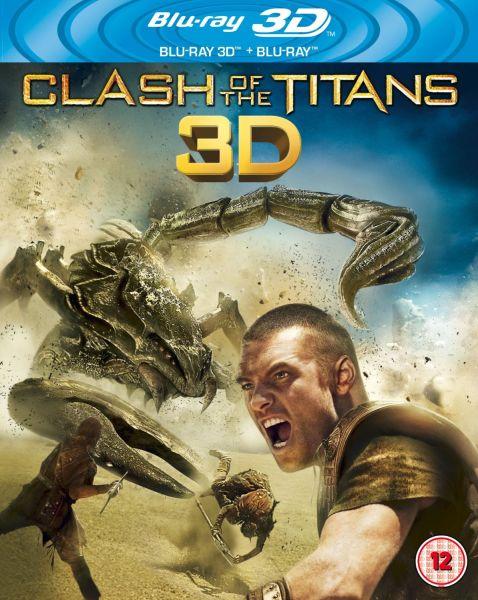 Clash of the Titans 3D (Includes 2D Version)
