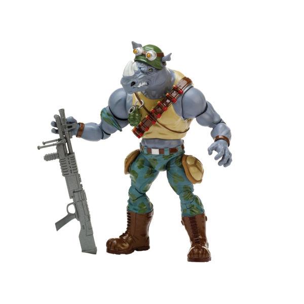 Teenage Mutant Ninja Turtles Classic Rocksteady Figure Iwoot