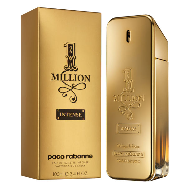 Paco Rabanne 1Million for Him Intense Eau de Toilette 100ml