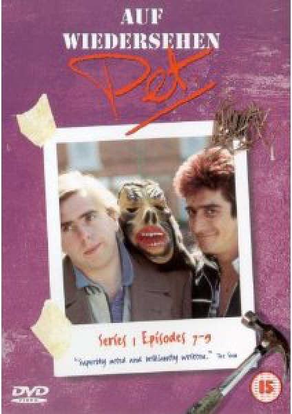 Auf Wiedersehen Pet - Series 1 Vol. 3 (Episodes 7 - 9)