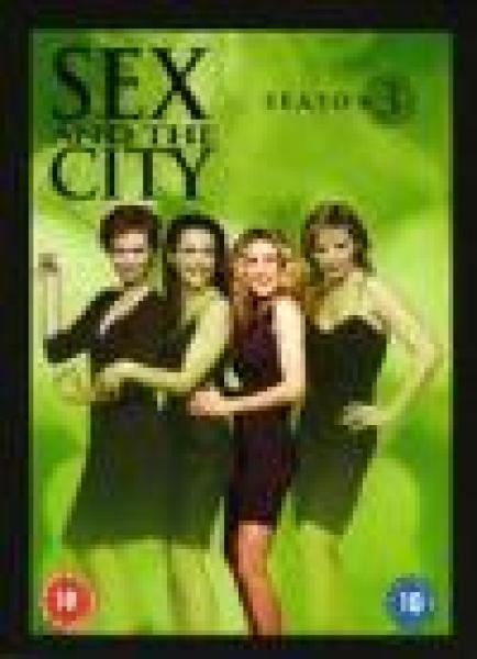 Sex and the City - Season 5 - TV DVD Custom Covers - 475Sex and the ...