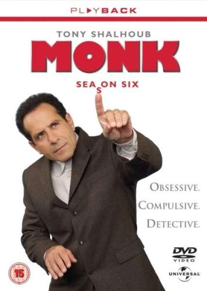 Monk - Season 6