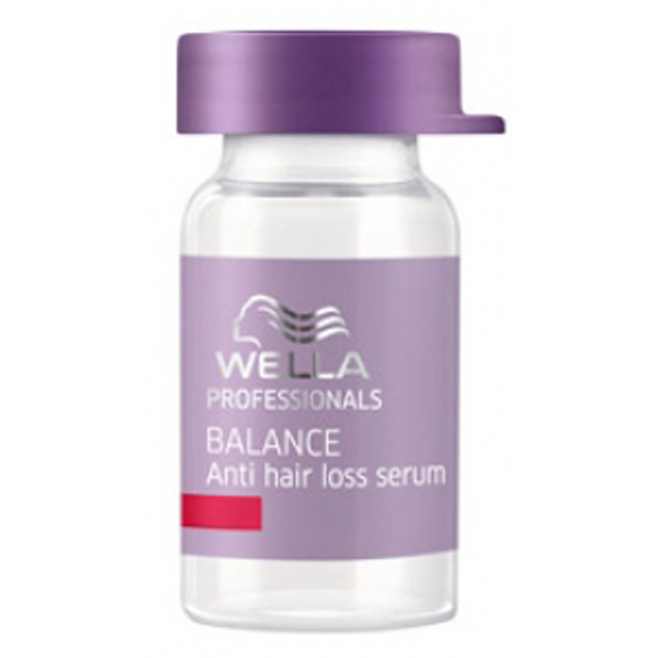 Wella Professionals Balance Anti-Hair Loss Serum (8X6 ml)