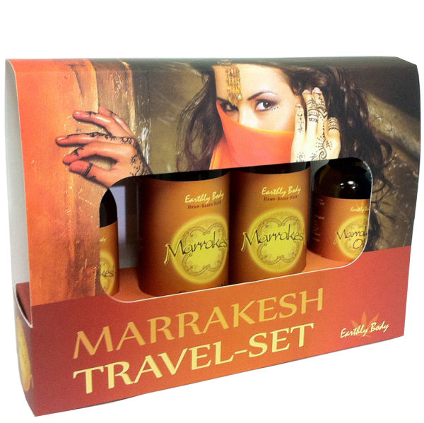 Earthly Body Marrakesh Oil Travel/Trial Set