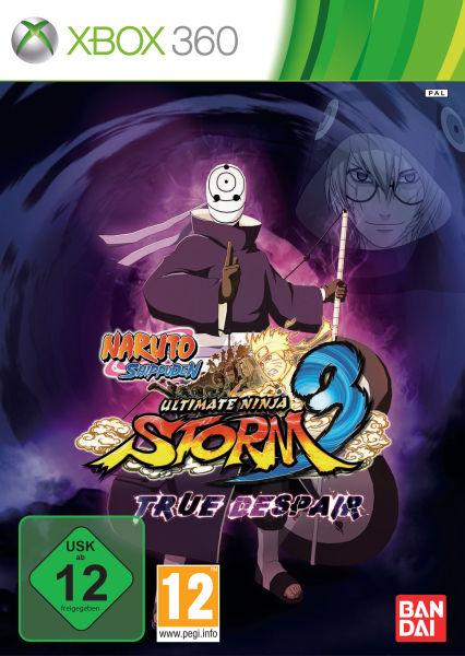 Naruto Shippuden Ultimate Ninja Storm 3: True Despair Collector\u002639;s Edition Zavvi UK Exclusive