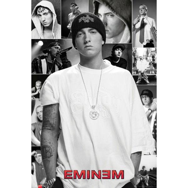Eminem Collage - Maxi Poster - 61 x 91.5cm