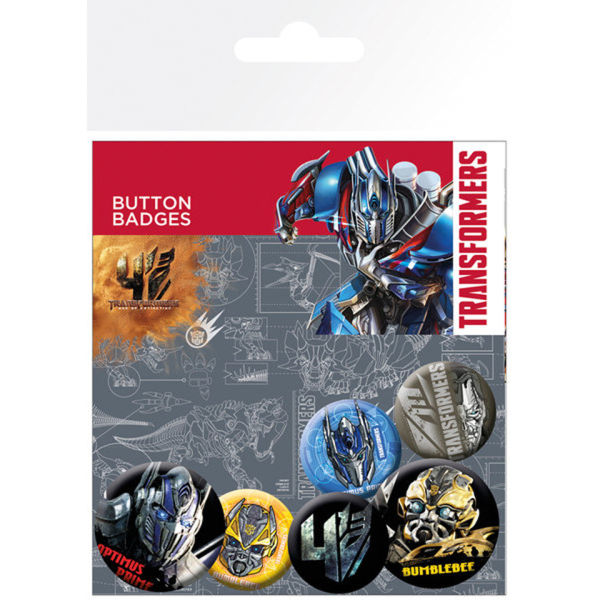 Badges Transformers 4