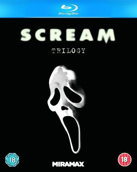 Scream 1-3 Boxset