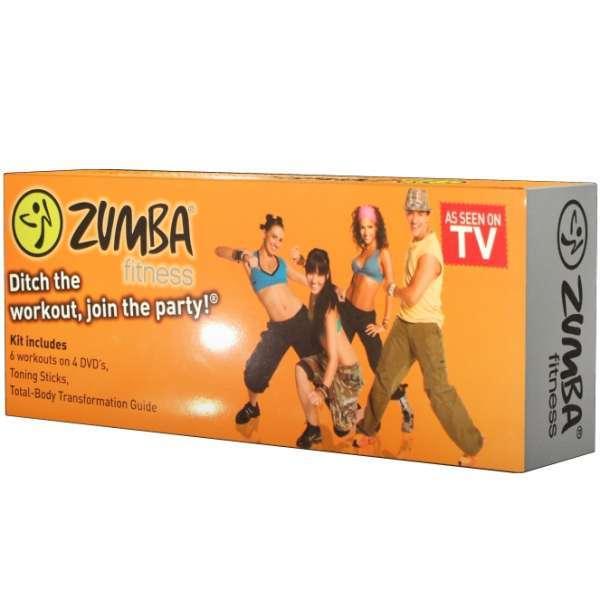 Zumba Fitness Live Dvd: Zumba Fitness - Body Transformation Pack Gifts
