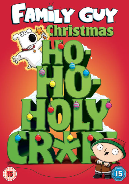 Family Guy Christmas: Ho-Ho-Holy Cr*p