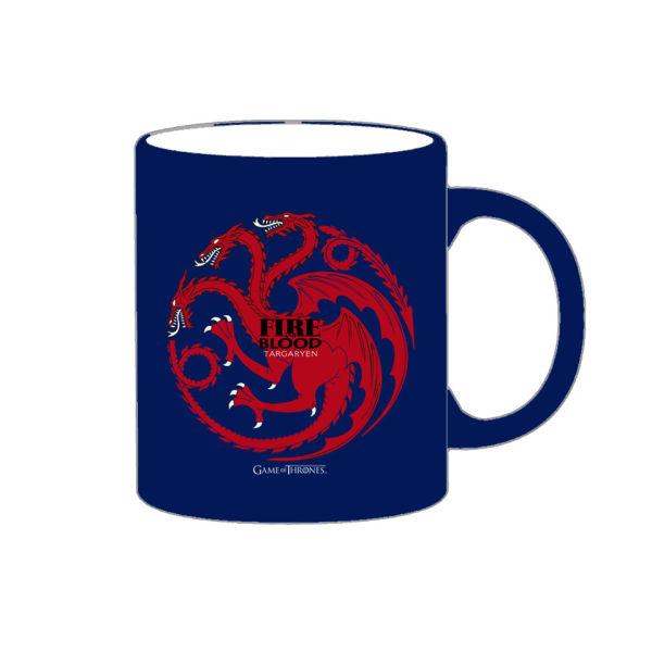 Game Of Thrones Targaryen Mug