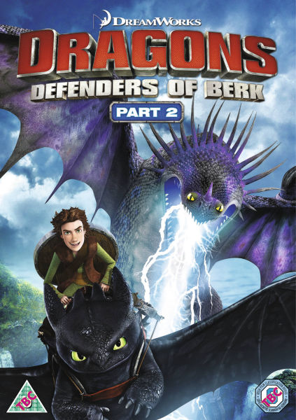 Dragons: Defenders of the Berk Part II
