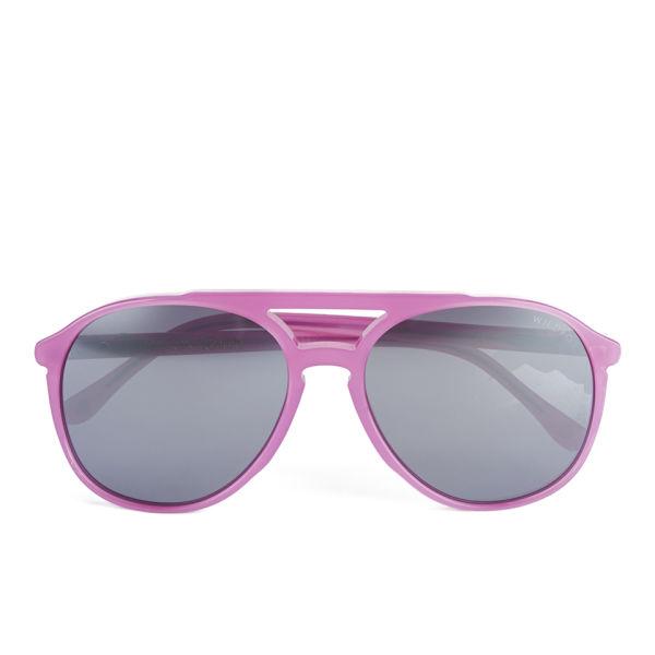 Wildfox Women's Skipper Barbie Sunglasses - Pink