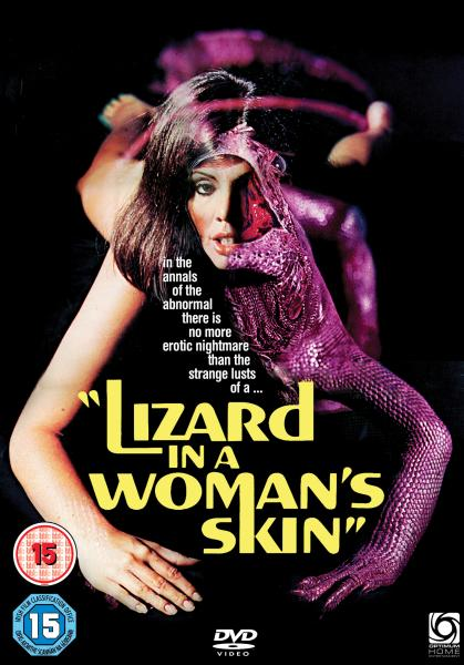 Lizard in a Womans Skin