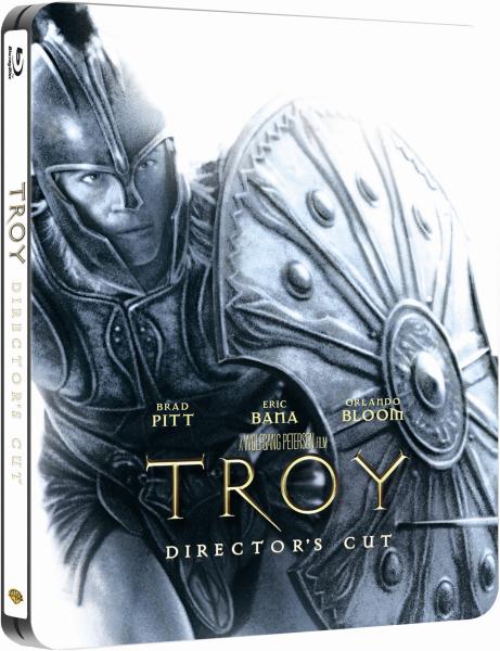 Troie - Édition Steelbook