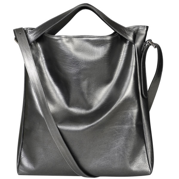 0f630a58b756 Kate Sheridan Leather Slouch Bag  Image 1