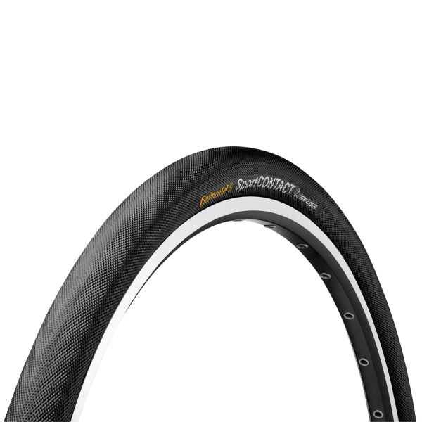 continental sport contact ii clincher commuting tyre. Black Bedroom Furniture Sets. Home Design Ideas