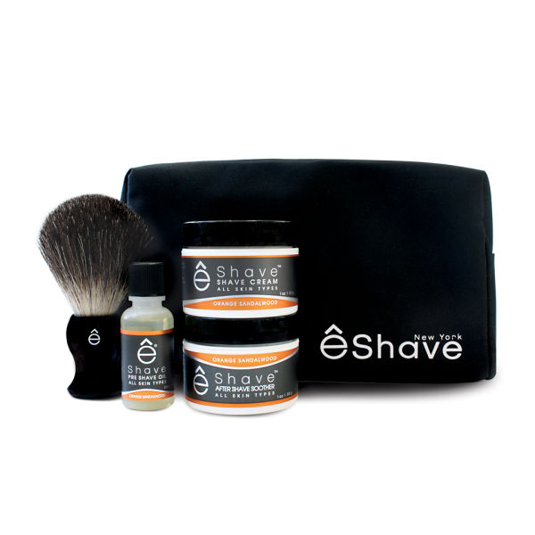 eShave Start Up Kit(Orange Sandalwood)