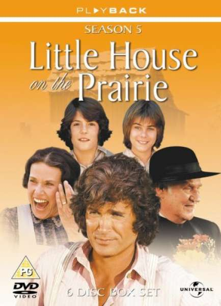 Little House On The Prairie - Season 5