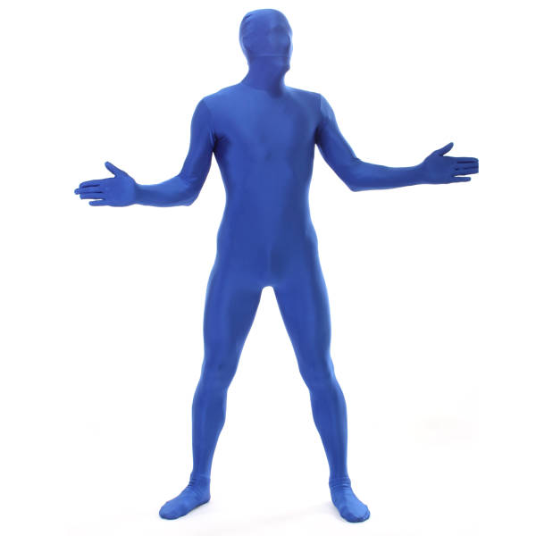 Morphsuits Blue
