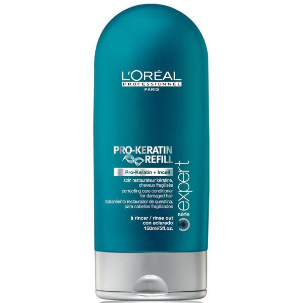 L'Oréal Professionnel Serie Expert Pro-Queratina Repuesto Acondicionador (750ml)