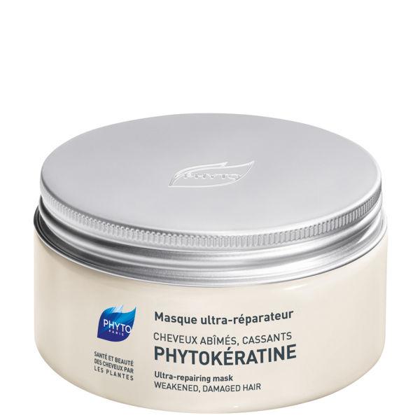 Phyto PhytoKératine Masque Ultra-Réparateur Cheveux abimés cassants (200ml)