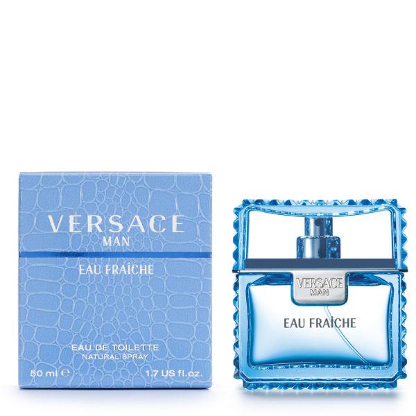 Versace Man Eau Fraiche Eau de Toilette de 50 ml