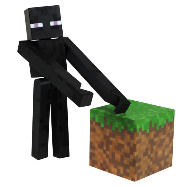 Minecraft - 3 Inch Enderman Figure