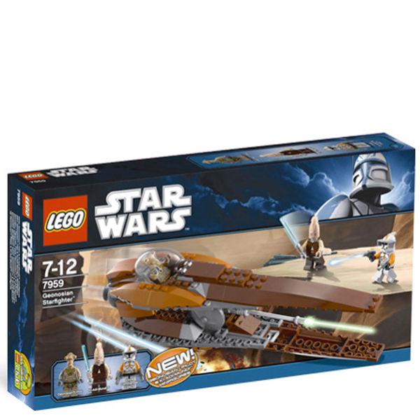 LEGO Star Wars: Geonosian Starfighter (7959) Toys | TheHut.com