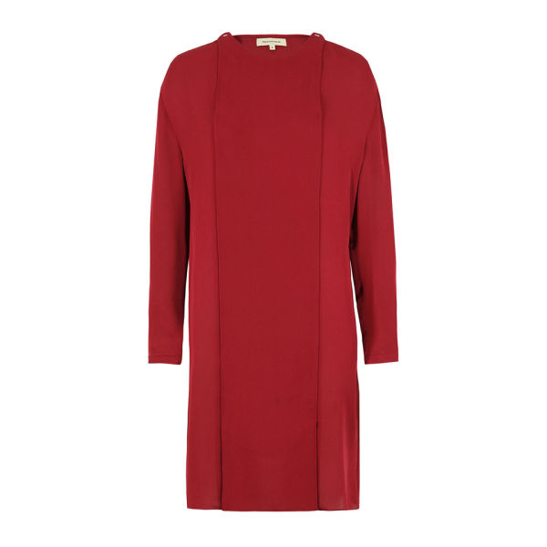 Bolzoni & Walsh Women's Panel Front Dress - Red