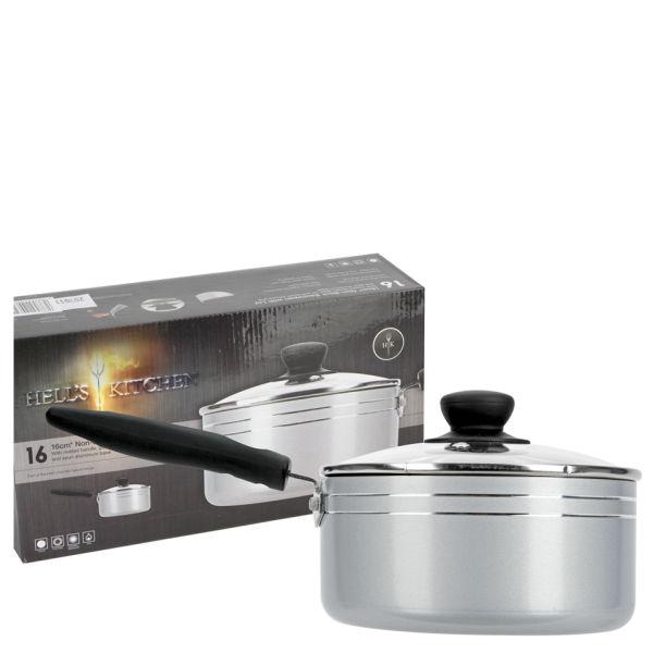 Hell 39 S Kitchen Saturn 16cm Saucepan Non Stick Homeware Zavvi