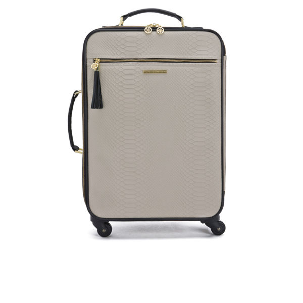 Day Birger et Mikkelsen Snake Air Suitcase - Chalk