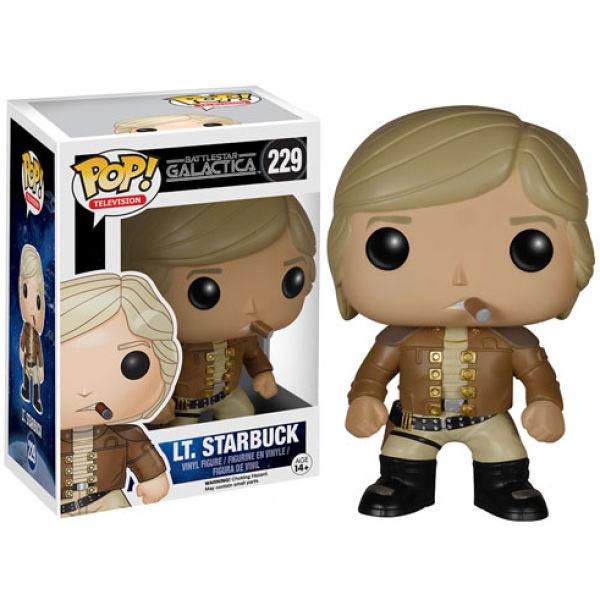 Battlestar Galactica Classic Lt. Starbuck Figurine Funko Pop!