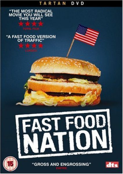 what fast food nation and super It exposed the national proclivity for fast food as both a cause and   methamphetamine addiction, animal cruelty, super-sized portions, political.