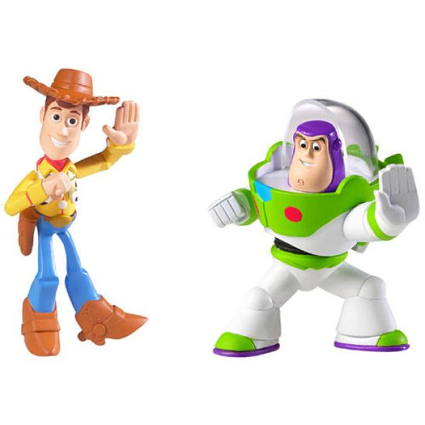 Toy Story 3 Buddy Pack Hero Woody And Protector Buzz