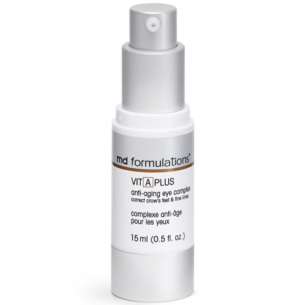 MD FORMULATIONS VIT A PLUS ANTI AGEING EYE COMPLEX (15ML)