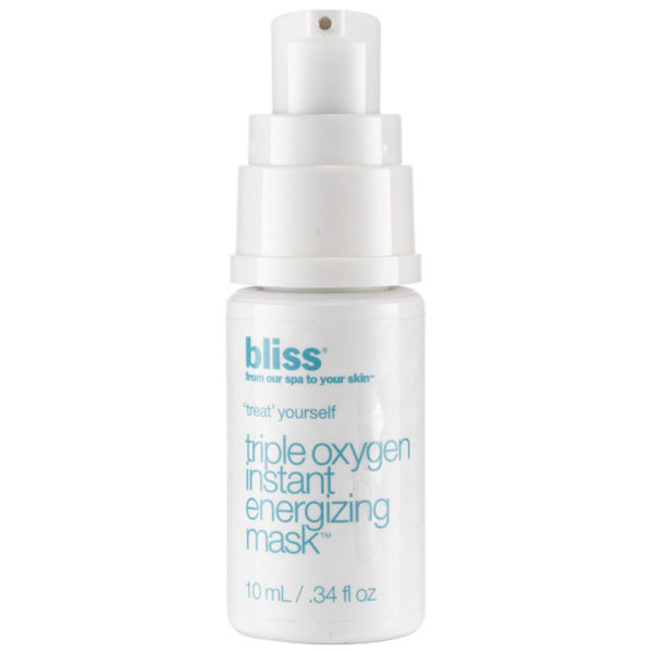 bliss Triple Oxygen Instant Energizing Mask 10ml