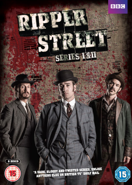 Ripper Street - Series 1 and 2