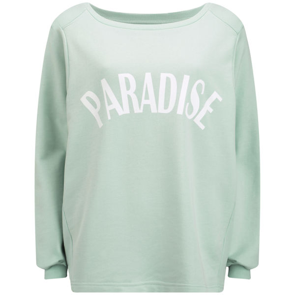 Gestuz Women's Paradise Sweatshirt - Surf Spray