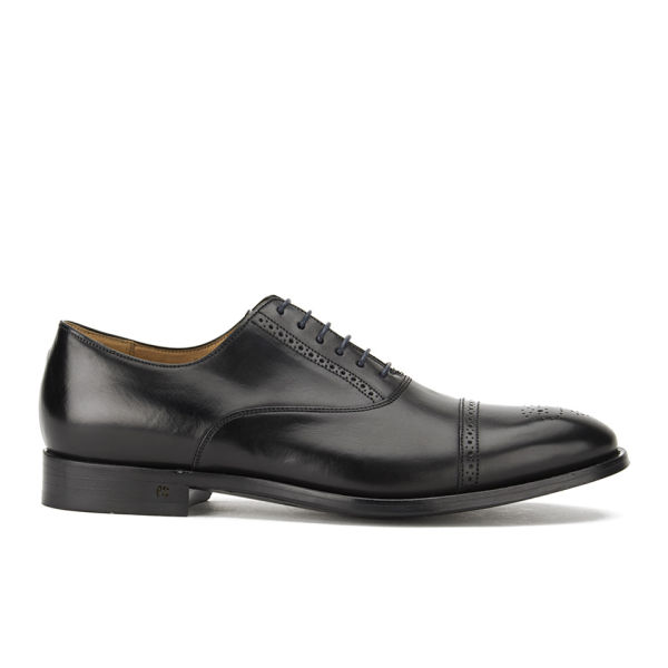 Paul Smith Shoes Men's Berty Leather Brogues - Nero Parma ...