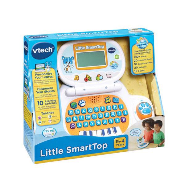 Top Vtech Toys : Vtech little smart top toys zavvi